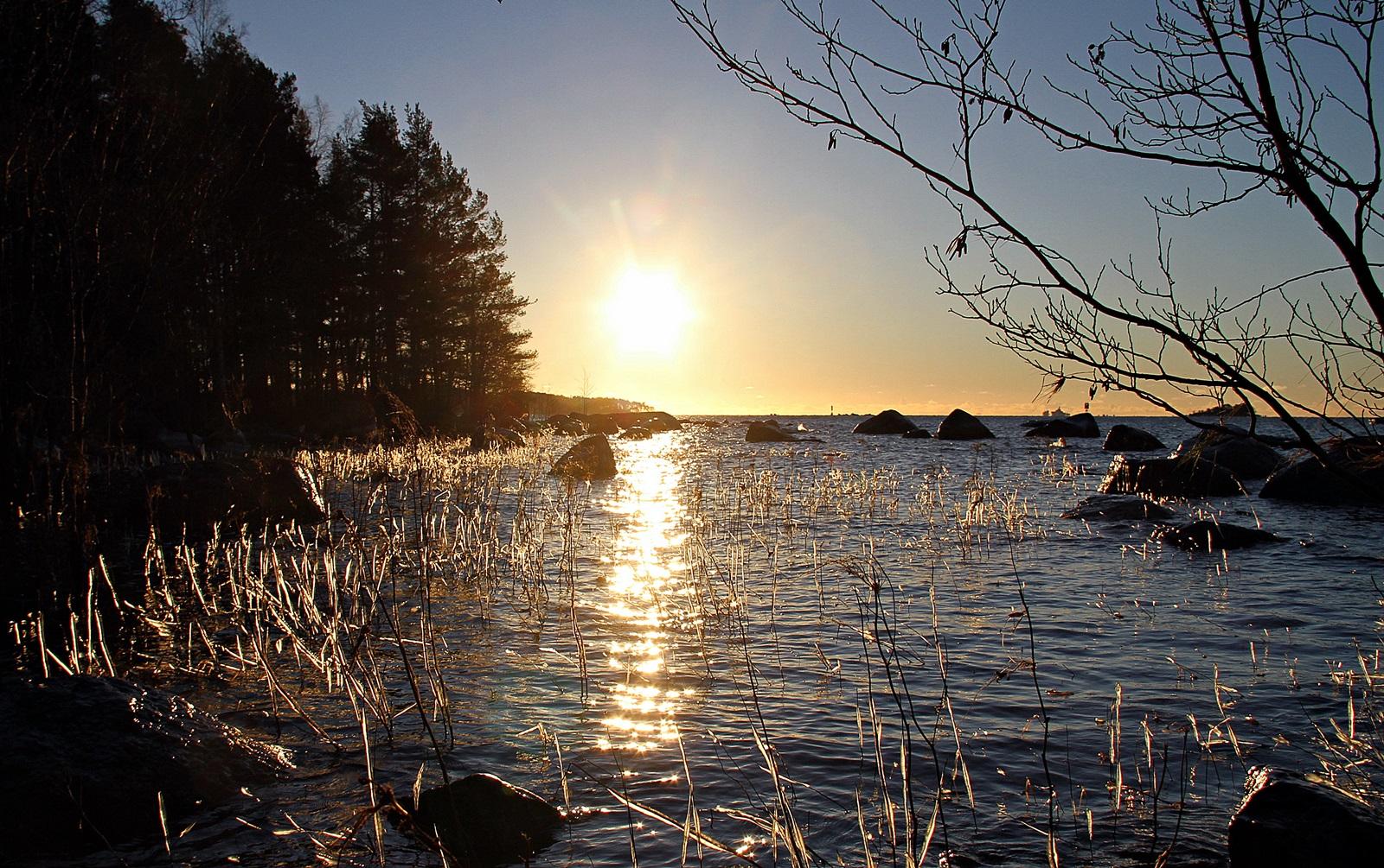 En fin og kjølig morgen med -5 grader