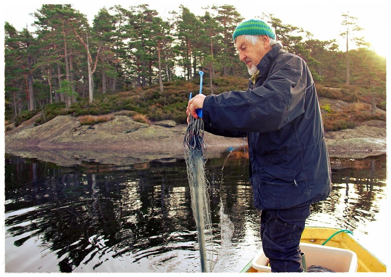 Anders Grimenes satte garnet ut på samme sted som tidligere generasjoner har gjort før ham