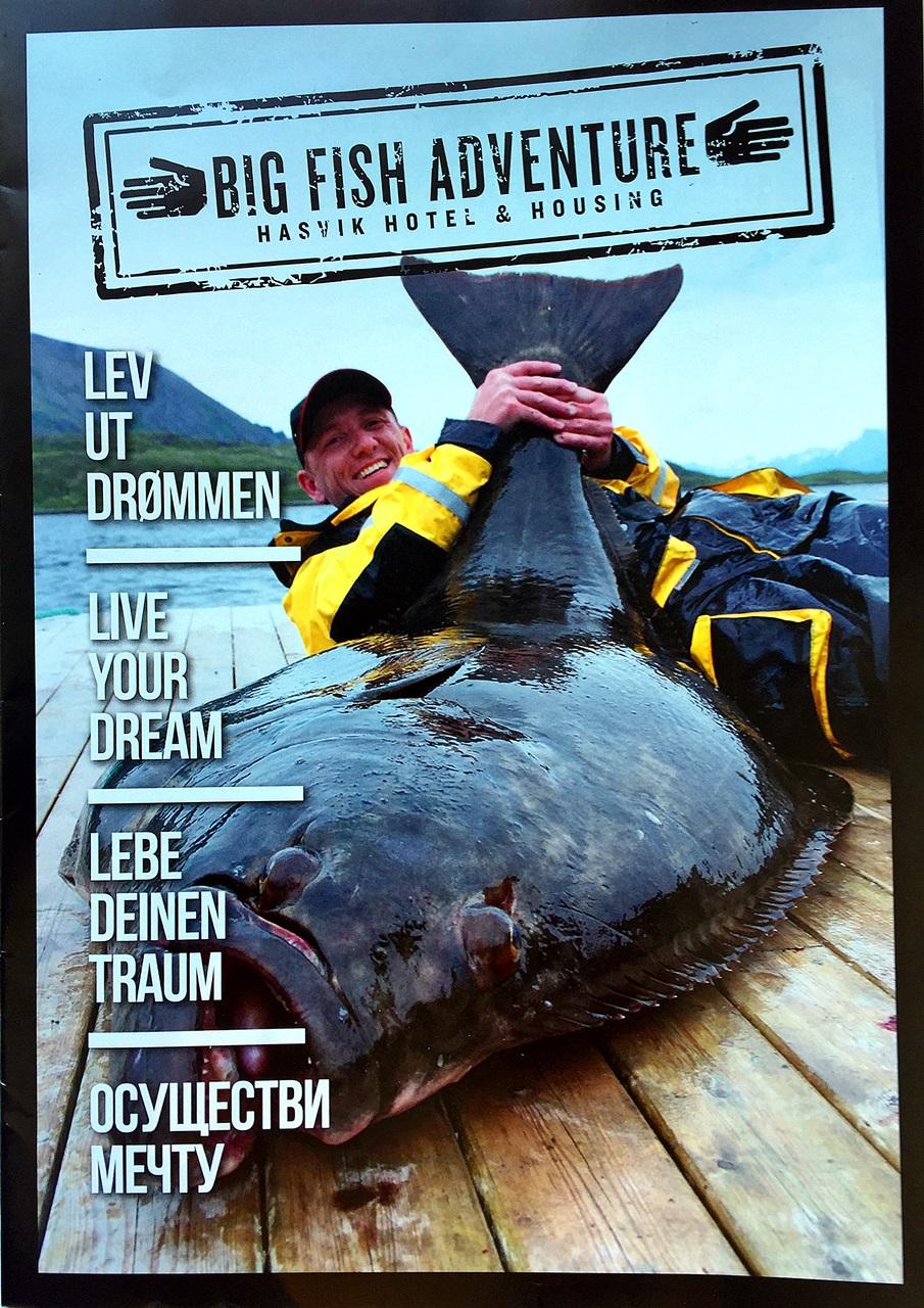 Sjekk ut BigFishAdventure sine nettsider, link finner du under bilde her.