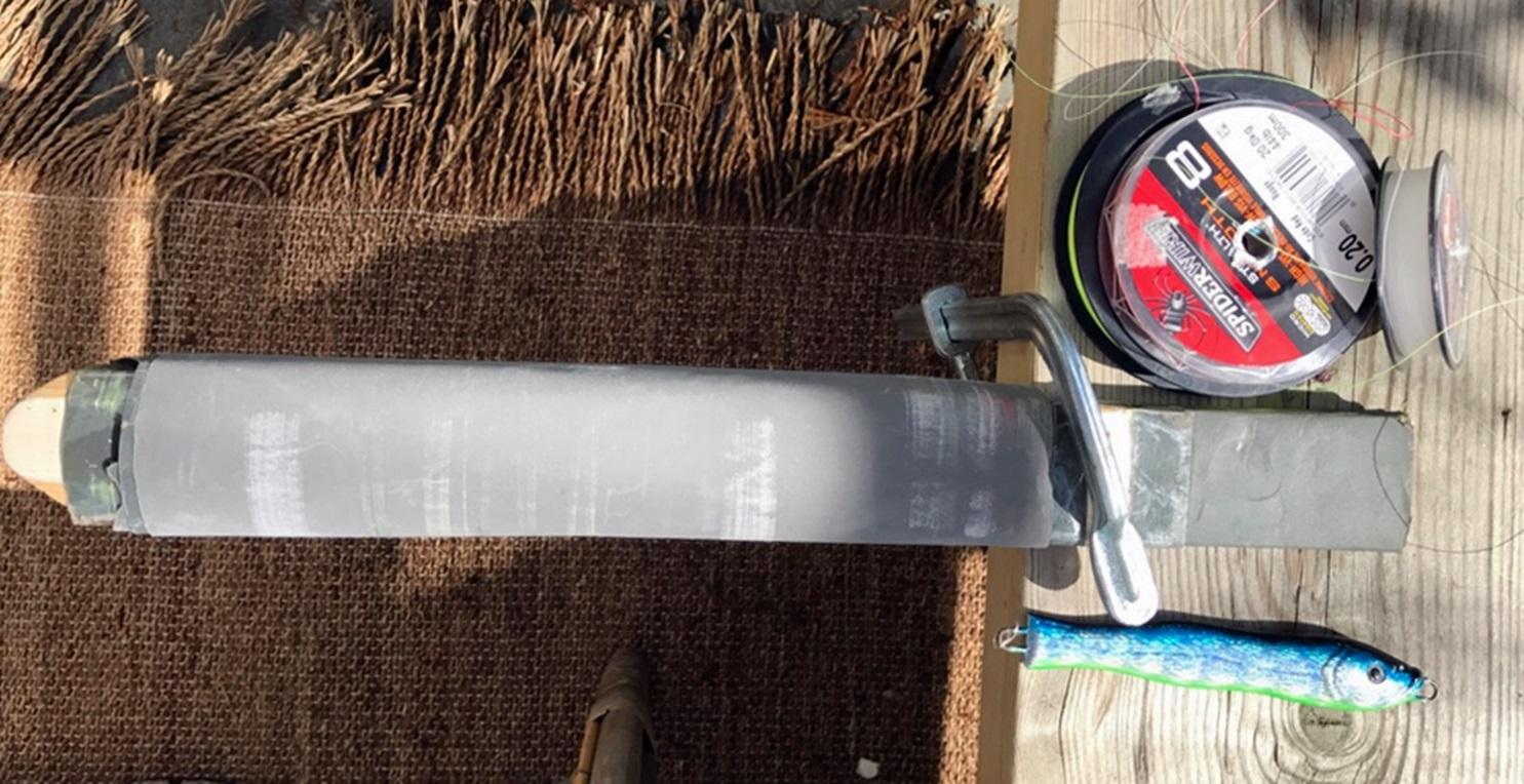 Så enkelt kan du lage din egen slitasjetest, vannslipepapir, stiftemaskin, tvinge og et utvalg liner