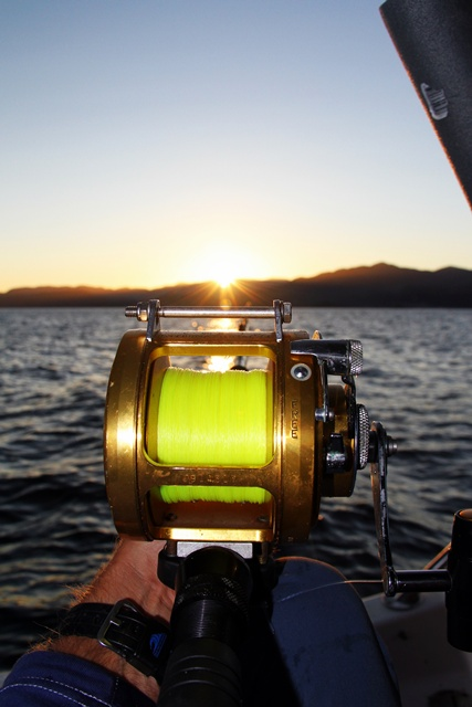 Berkley Fireline er mitt førstevalg på havfiske og alt sjøfiske fra båt og land