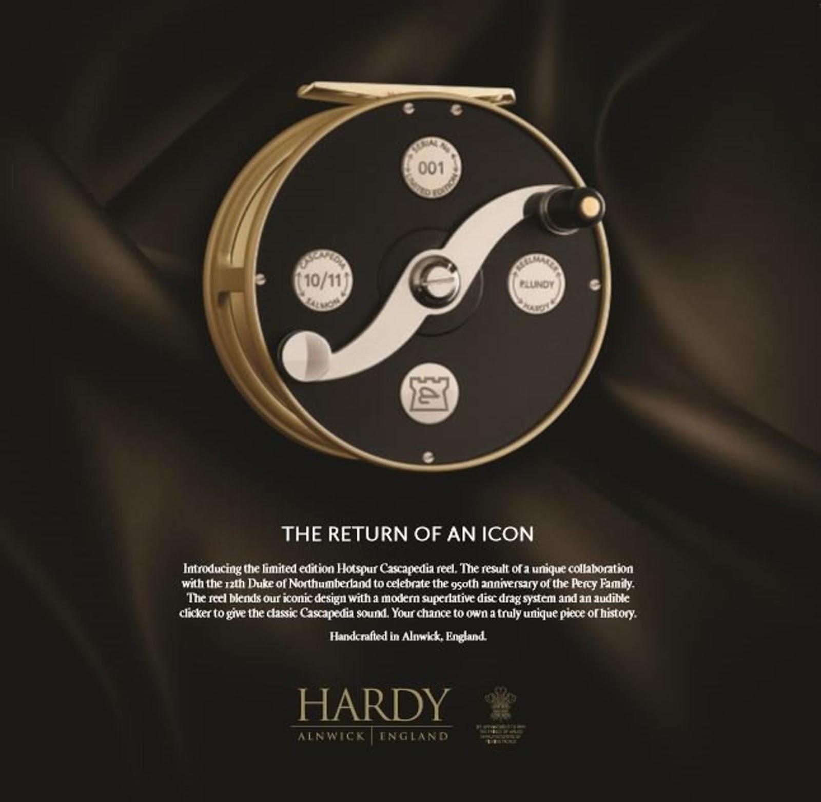 hardy hjul Cascapedia