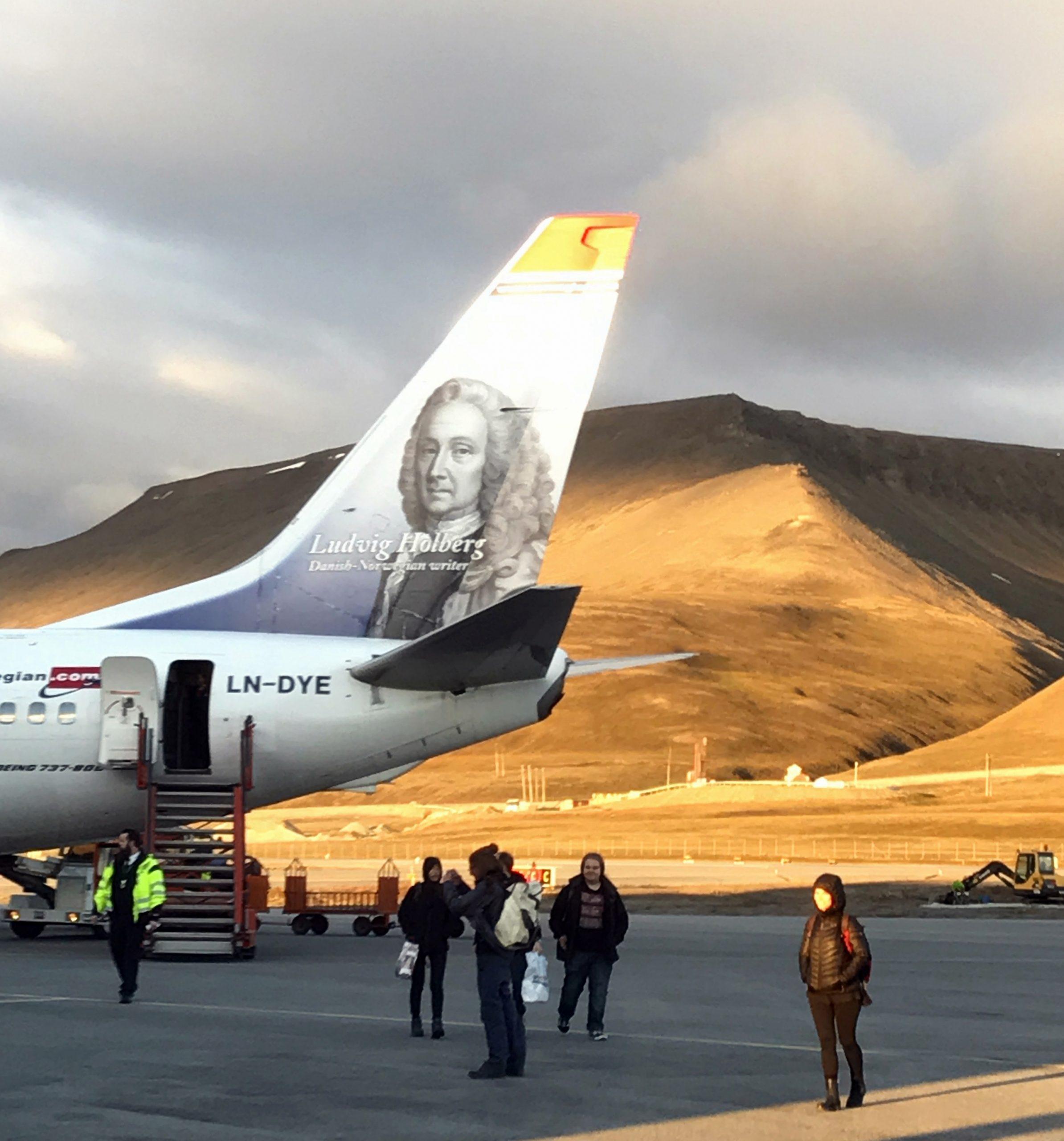 Både Norwegian og SAS flyr til denne destinasjonen