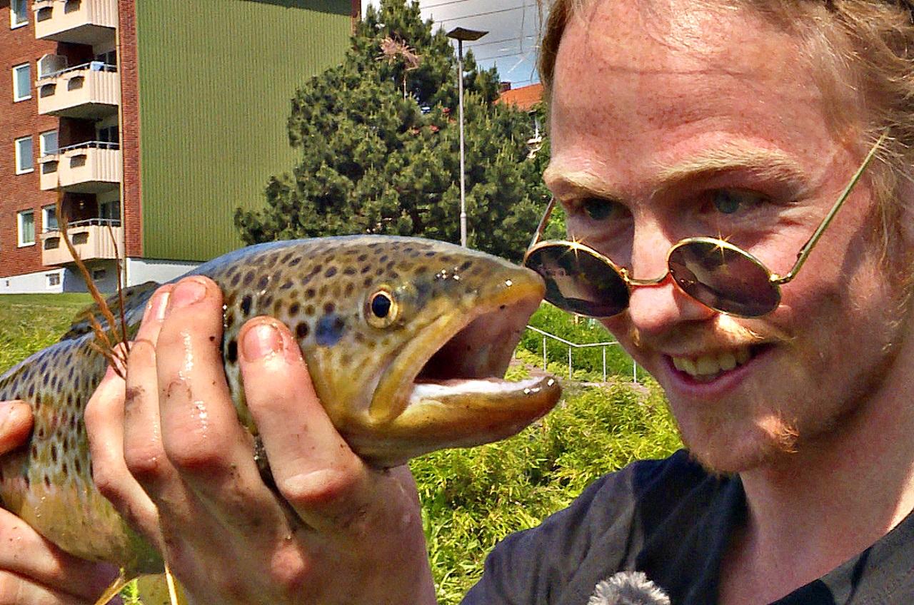 Kristian Leraand_Urbant fiske Oslo