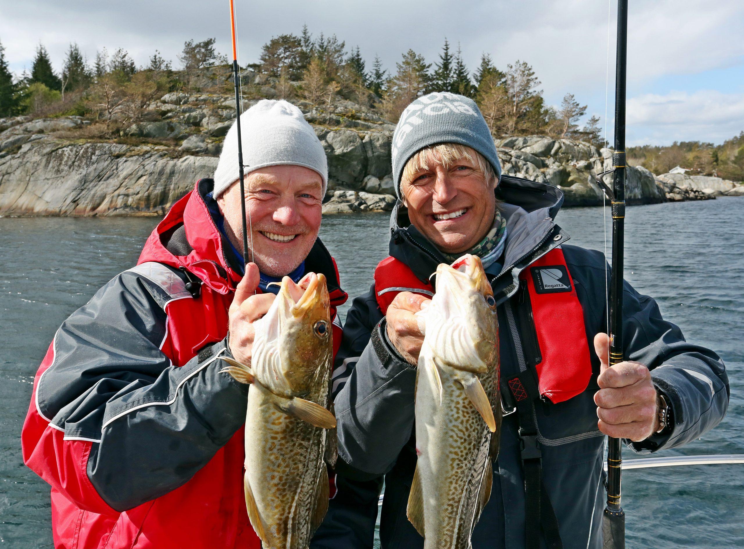 Kystfiske - Rune Gokstad og Asgeir Alvestad