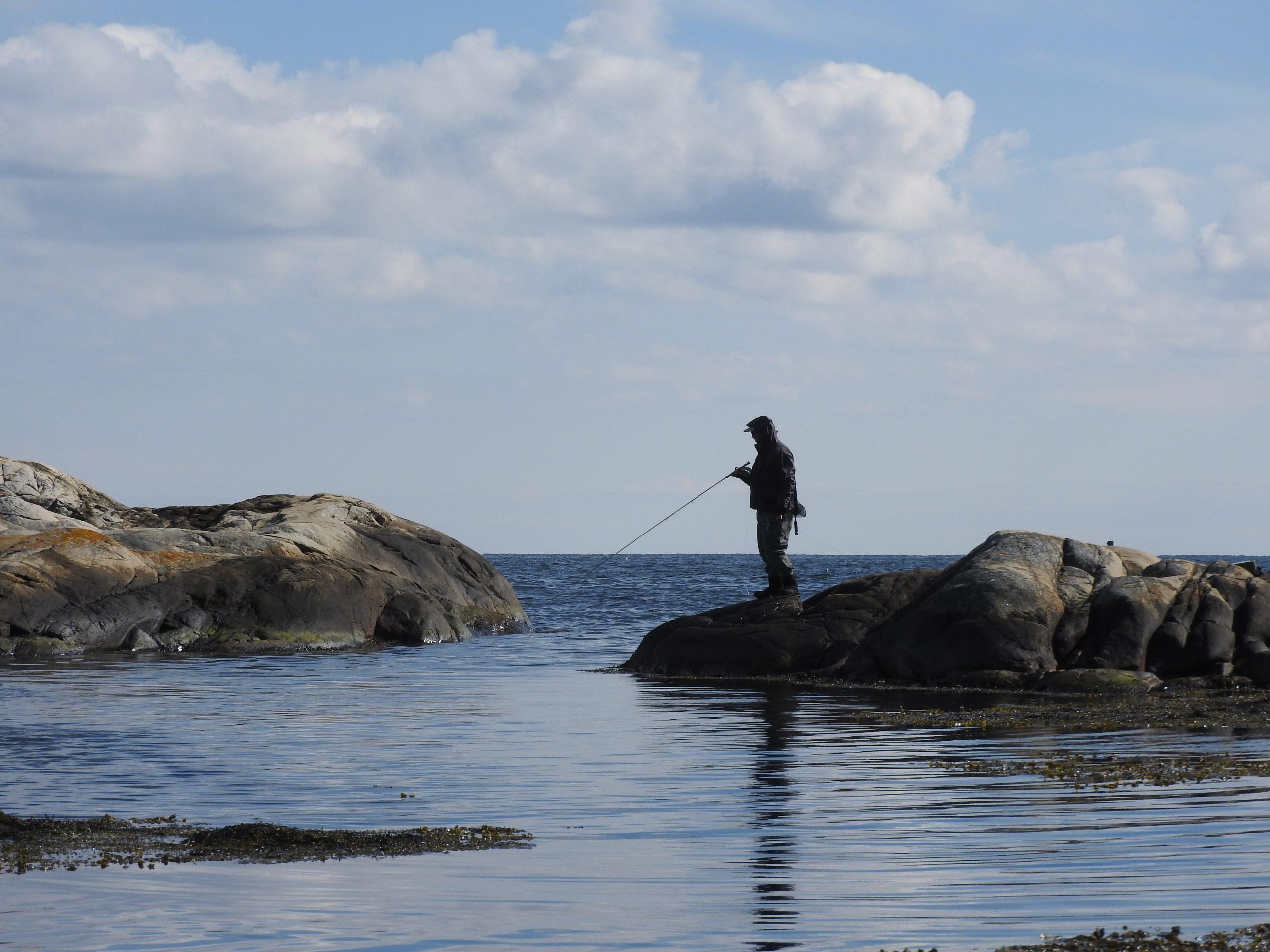 Sommerfiske er oftest synonymt med yttaskjærsfiske