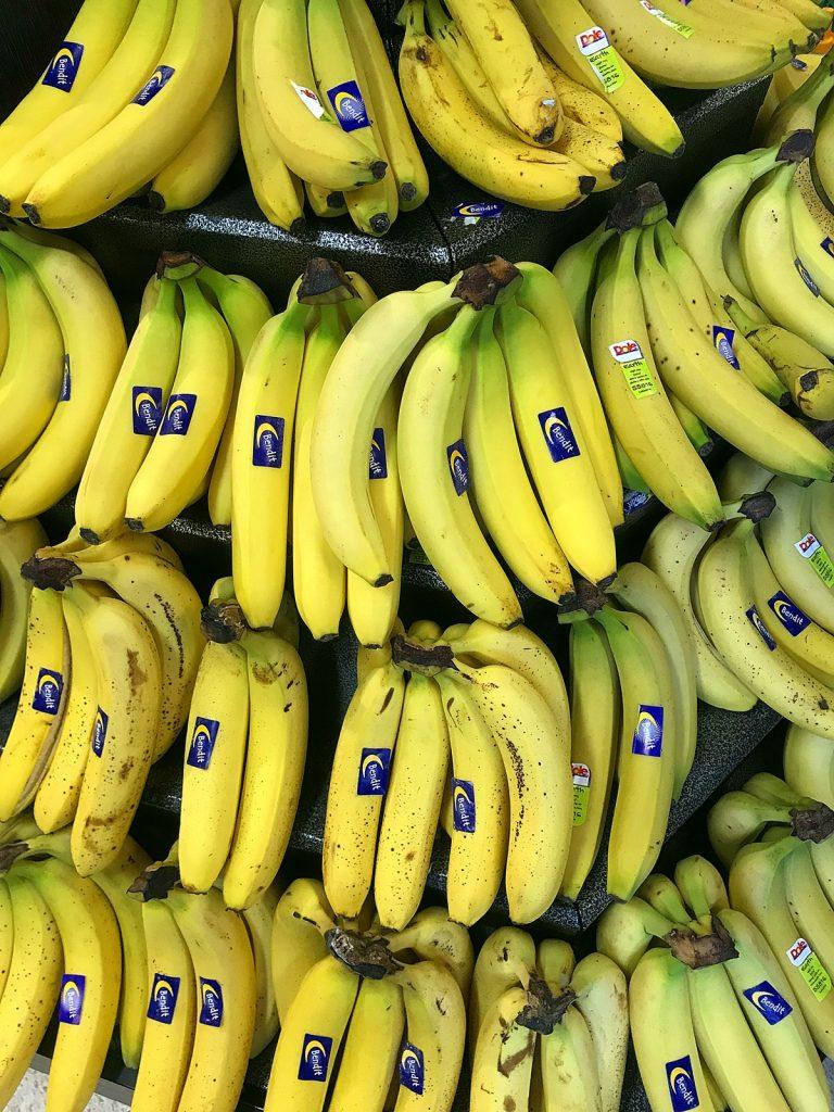 Neste gang tar vi ikke med bananer (bringer dårlig fiskelykke) ...