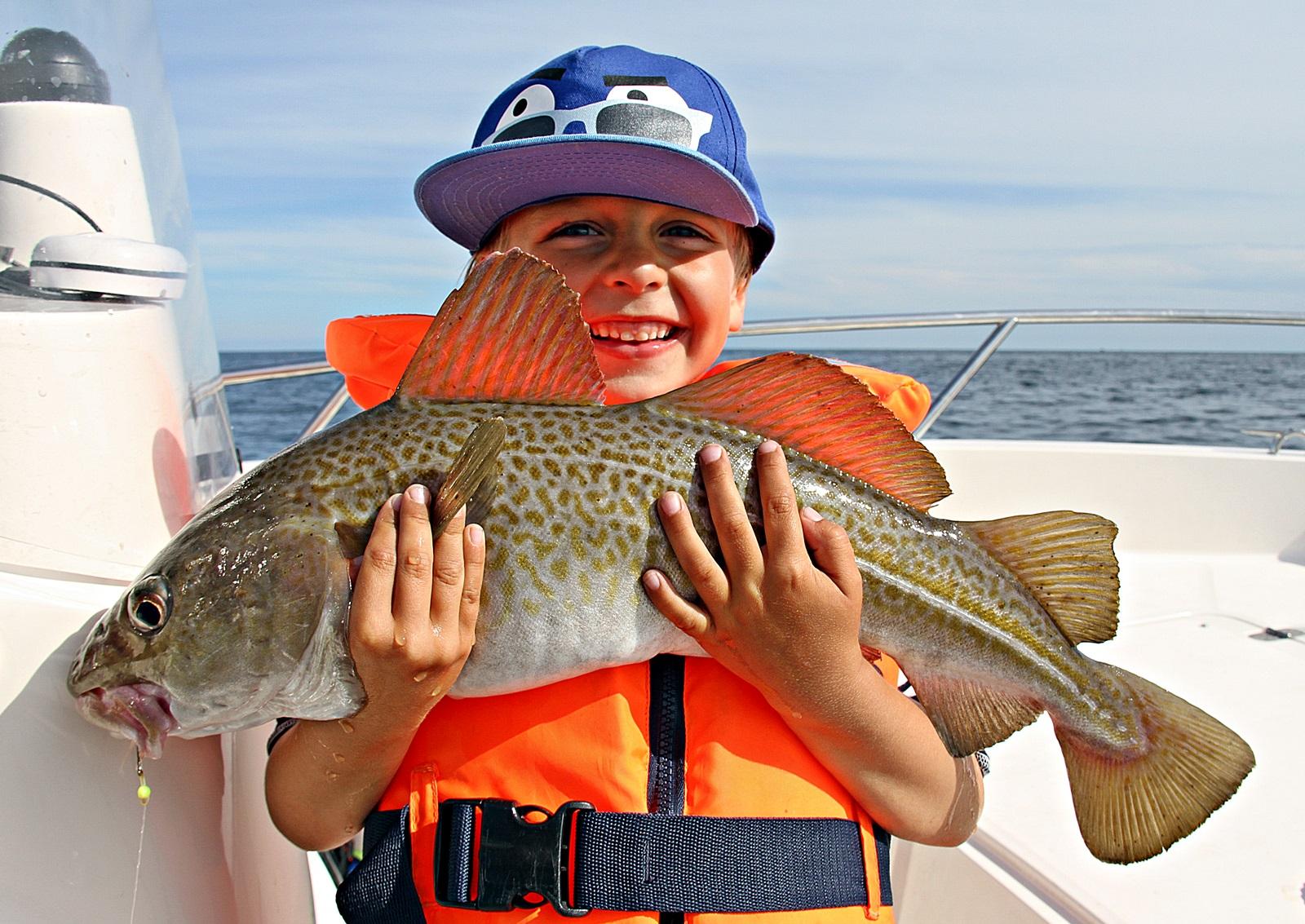 kanskje de kommende generasjoner ikke får fiske torsk på sør og østlandet?