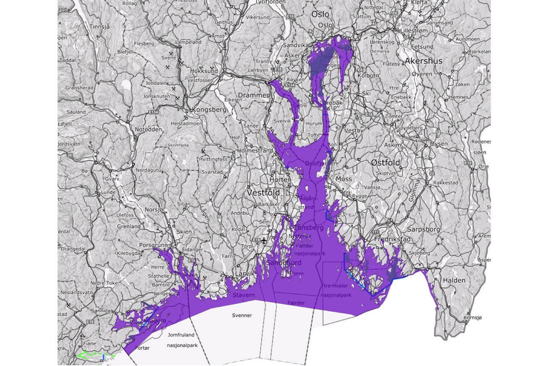 torskeforbudsone østlandet